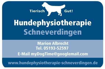 Hundephysiotherapie Schneverdingen