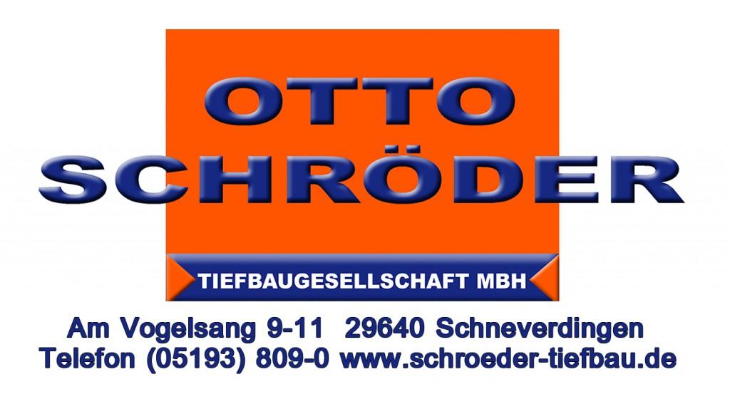 Otto Schröder Logo mit Adresse