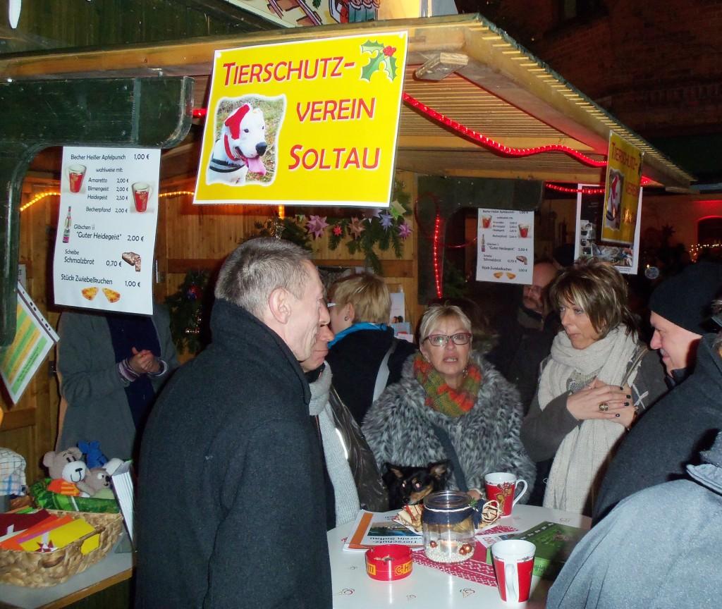 Weihnachtsmarkt 2013 - 01