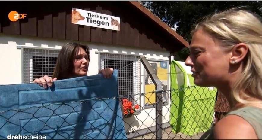 ZDF - Drehscheibe vom 21.07.2016